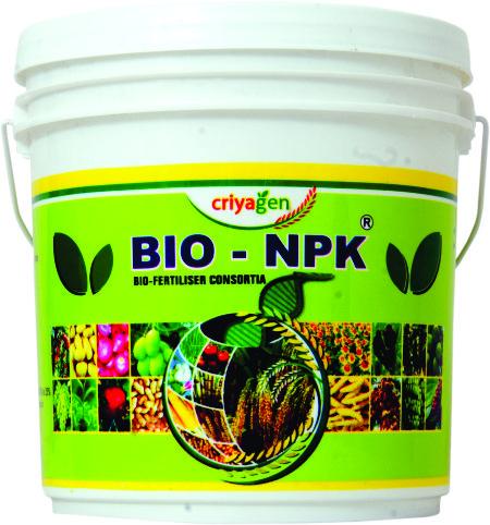 Bio-NPK (Bucket-granules)